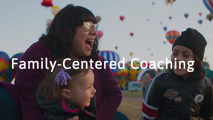 Family-Centered Coaching