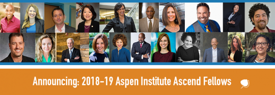 2018 Ascend Fellows