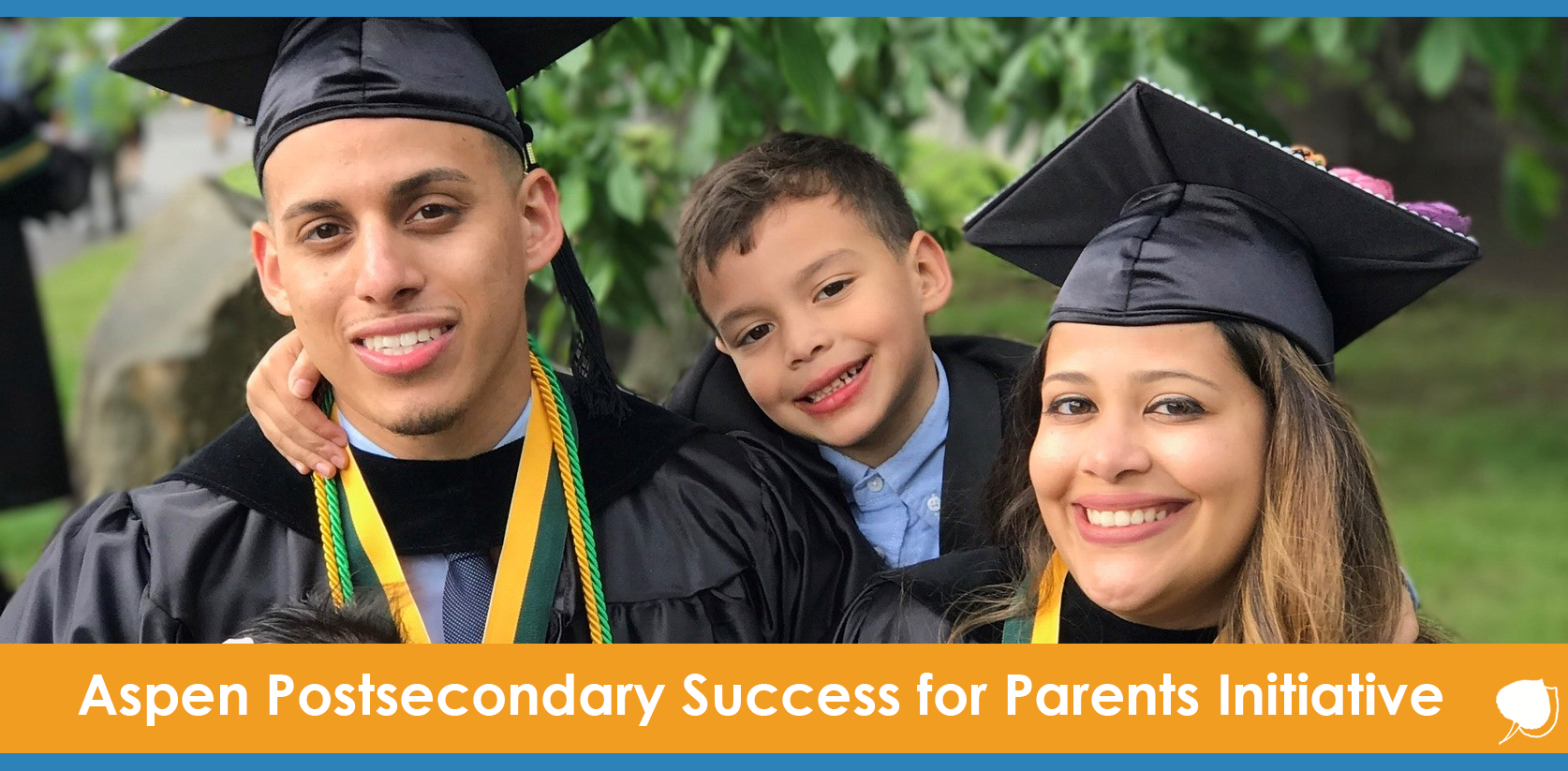 WEBINAR: Achieving Postsecondary Success for Parents: A New Partnership and Report Recommendations