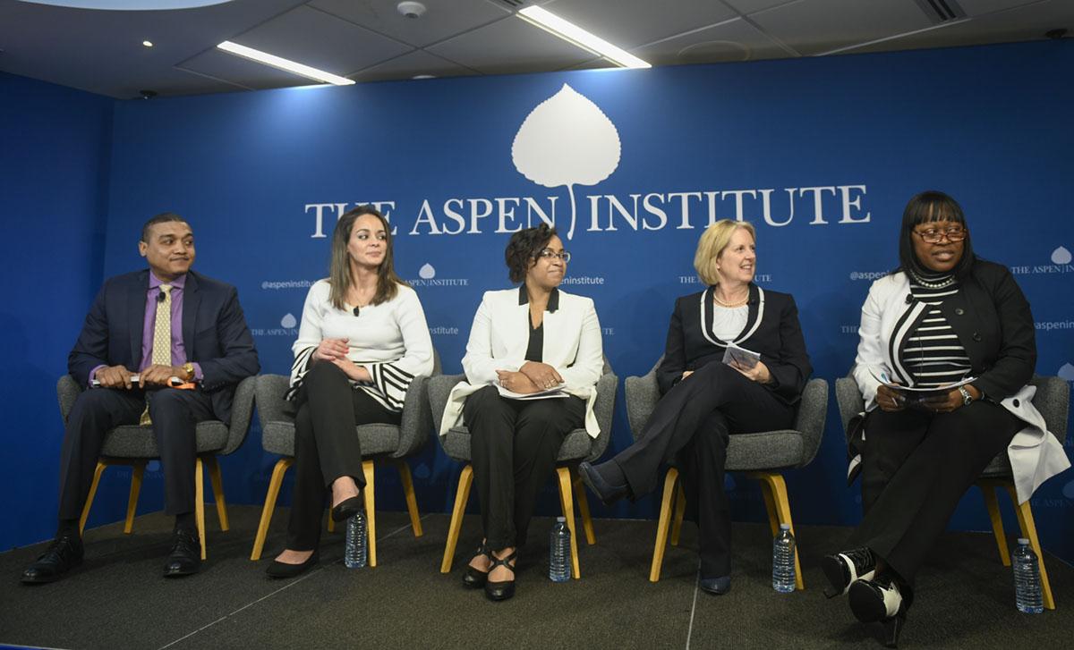 Parents' Perspectives Launch 2019 Aspen Forum on Children and Families