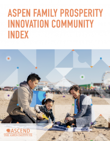 Family Prosperity Innovation Community Index