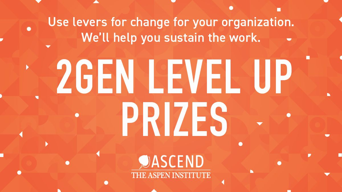 Announcing: The 2Gen Level Up Prizes + Happy Hour