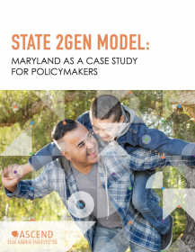 State 2Gen Model: Maryland as a Case Study for Policymakers