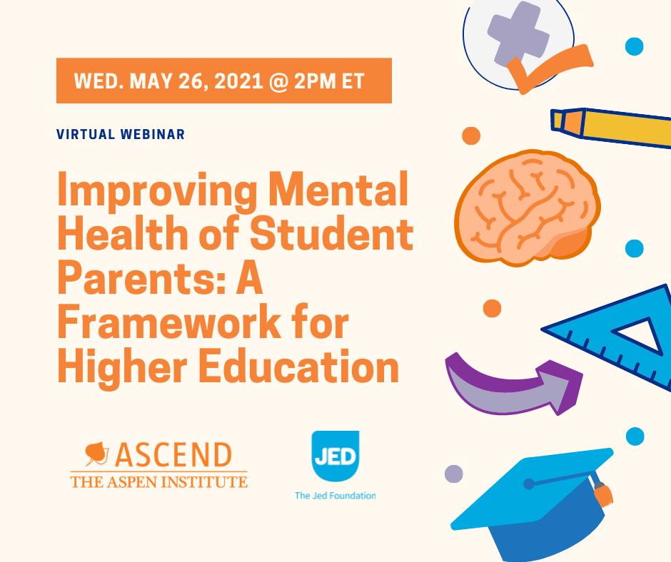 Webinar: Improving Mental Health of Student Parents