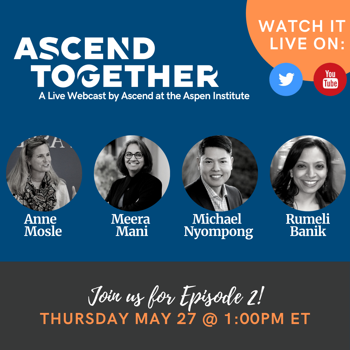 #AscendTogether: Beyond Invisibility: Centering Asian American Families in Systems and Policy Change